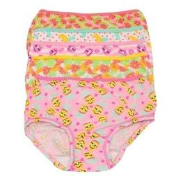 1000% Cute Little Girls Yellow Pink Fruit Print Cotton 5 Pc