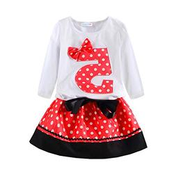 5th birthday girl outfit i am five