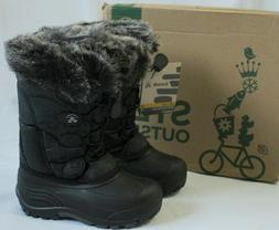 Kamik Little Girls Size 13 Snowgypsy -40F Winter Snow Boots