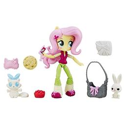 My Little Pony Equestria Girls Minis Fluttershy Slumber Part