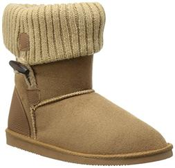 Northside Ana Girls Fashion Boot , Tan, 8 M US Toddler