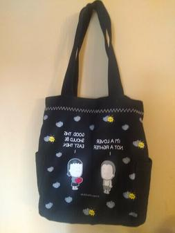 Angry Little Girls - Lela Lee - Tote Bag - 2006