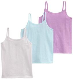 Hanes Assorted Camis - Assorted-4T