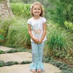 Mud Pie Baby Girls Little Chick Pants 2 Pc Set 1112103 Easte