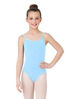 Capezio Big Girls' Classics Camisole Leotard with Adjustable