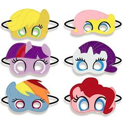 Girls Birthday Party Favors Felt Masks Novelty Toys Girls Bi