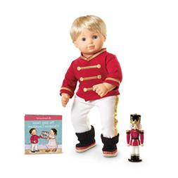 American Girl Bitty Baby/Twins Toy Soldier Pjs