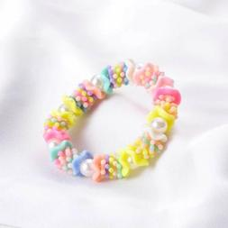 Bracelet, Kids Toddler Little Girls Floral Bracelet, Kids Je