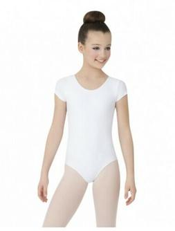 Capezio Childs Short Sleeve Leotard Assorted Colors