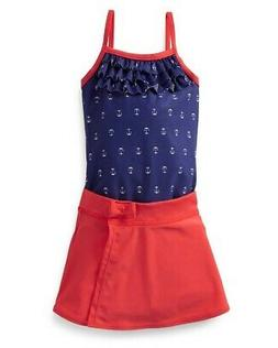 Carter's Little Girls' 1-piece Swimsuit & Skirt Set