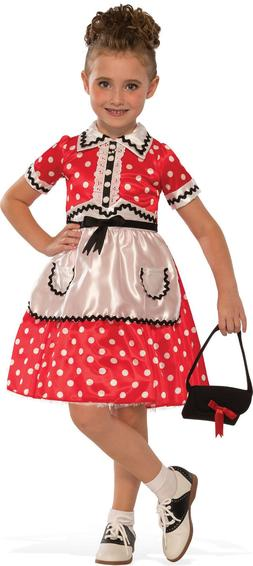 Child 50s 60s Little Lady Housewife Costume