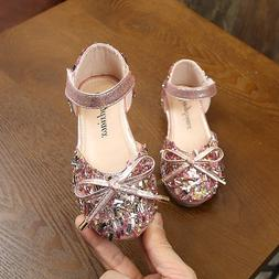 Children Princess <font><b>Shoes</b></font> <font><b>Little<
