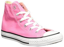 Converse Chuck Taylor All Star Hi Shoes - Girls' Pink, 1.0
