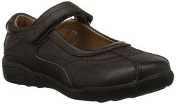 Stride Rite Claire Mary Jane ,Brown,1 M US Little Kid