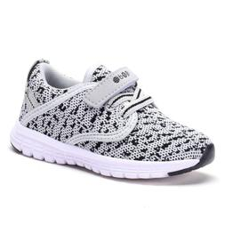 COODO Toddler Kid's Sneakers Boys and Girls Cute Casual Runn