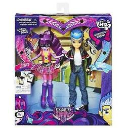 Equestria Girl FLASH SENTRY&TWILIGHT SPARKLE Friend Game My