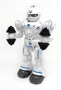 Exercise Robot toy   Bump and go action   Cool dance moves  