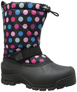 Northside Frosty Cold Weather Boot , Pink/Blue, 1 M US Littl