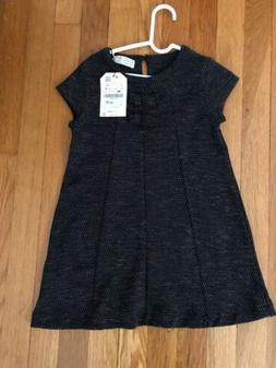 Zara Girls Little Girls Dress Size 6 NWT