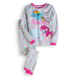 MY LITTLE PONY Girls' Sparkle Wherever You Go Thermal Underw