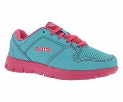 Fila Girls' Speed Runner Skate Shoe, Pin