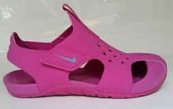 Nike Girls Sunray Protect 2 Sandal, Little Kid Shoes, Youth