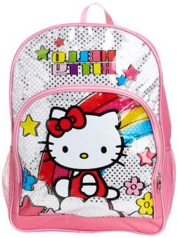 FAB Starpoint Girls' Little Hello Kitty 16 Inch Underglass B