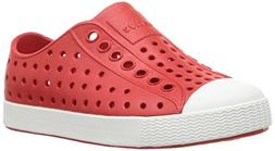 Native Kids Jefferson Child Water Proof Shoes, Torch Red/She