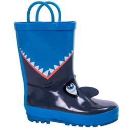 AMAWEI Kids Rain Boots Boys Girls Toddler/Little Kids/Big Ki