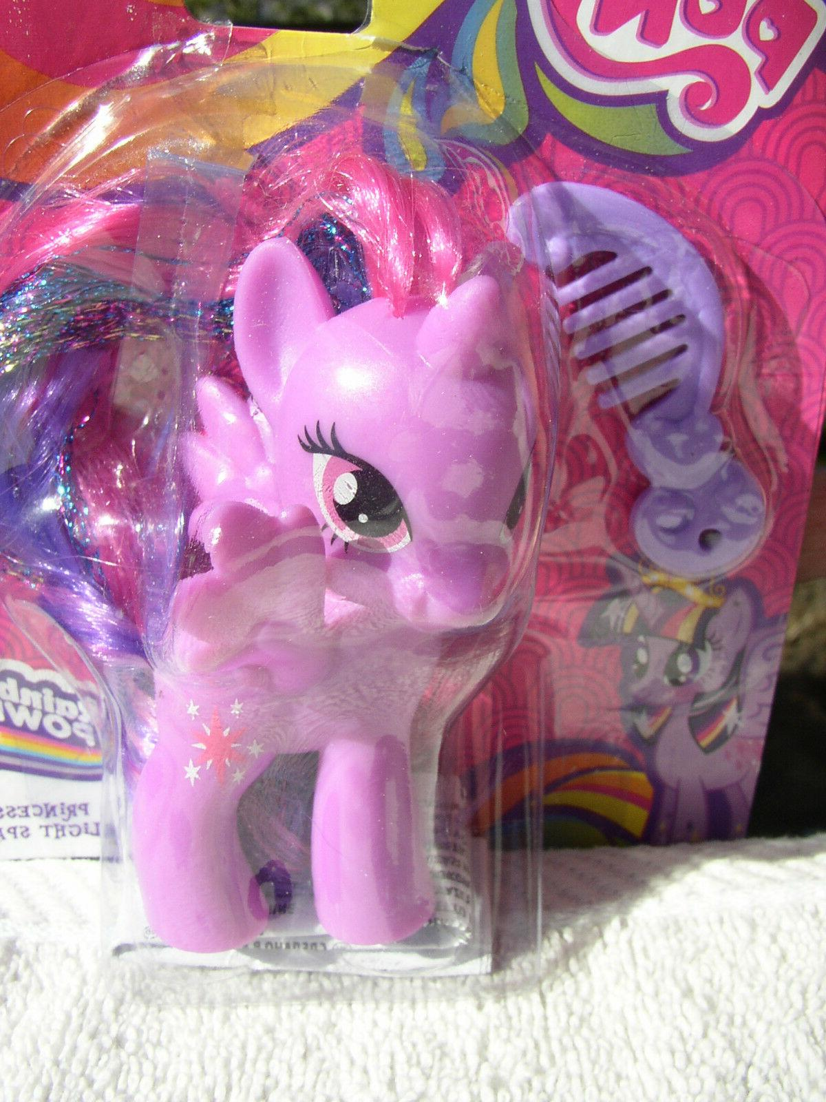 2013 MY LITTLE PONY TWIGHLIGHT SPARKLE IN PKG!