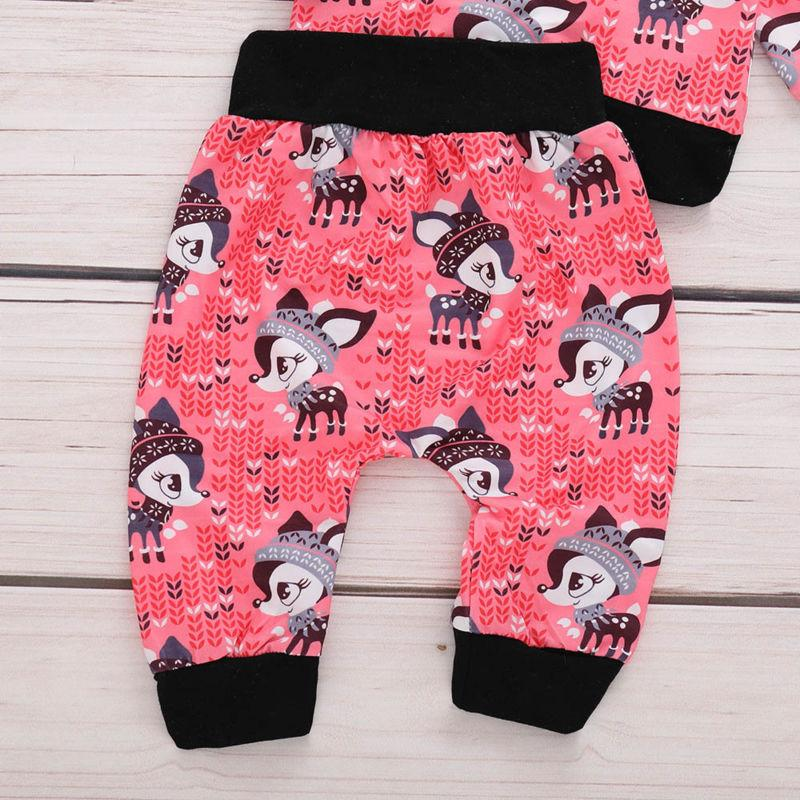 2PC Baby Little Fox Set