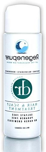 Regenepure - DR Shampoo, Hair and Scalp Treatment, Supports