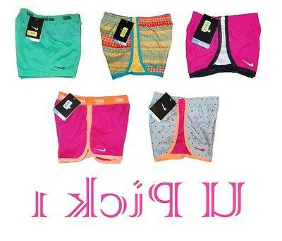 athletic shorts dri fit girls stay cool
