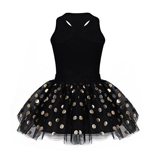 MSemis Baby Shinny Outfit and Mesh Tutu Black