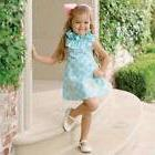 Mud Pie Baby Girls Little Lil Chick Dress 1142101 Easter Spr