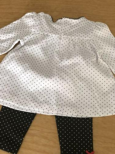 Little Me Outfit Nwt