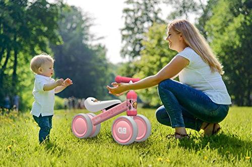 YGJT Baby Bikes Bicycle Toys Rides for 1 Year Boys Months Baby's First Duck