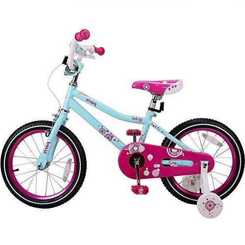 JOYSTAR 16 for 4 6 Years Old Children Bicycle & Wheels, 95% Assembled