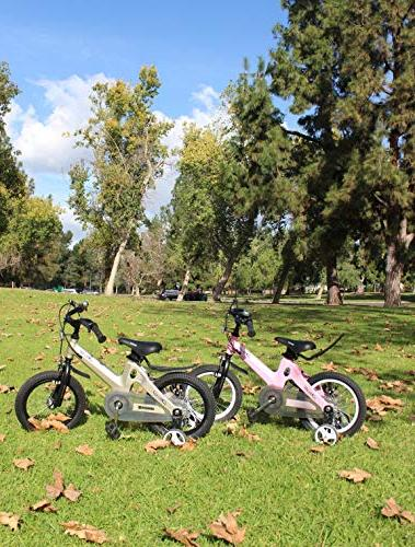 """NiceC Kids with Dual Disc Brake for Boy and 14"""" 16"""""""