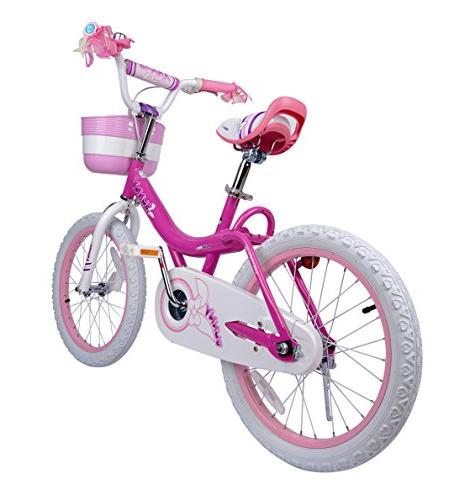 Royalbaby Fushcia inch Kid's bicycle
