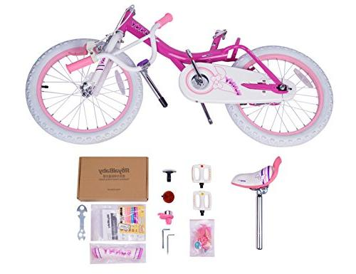 Royalbaby Fushcia 16 bicycle