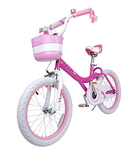 Royalbaby Girl's Fushcia 16 bicycle