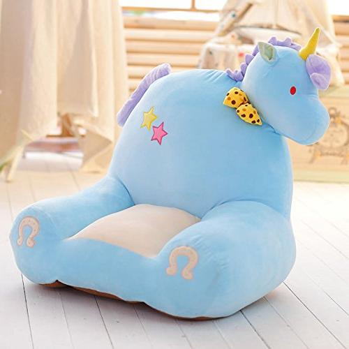 Marvelous Memorecool Cartoon Horse Small Sofa Cute Children Sofa Chair Bralicious Painted Fabric Chair Ideas Braliciousco