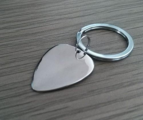 Charm.L Quote Guitar Pick couldn't Pick Dad Fathers