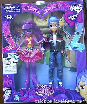 Equestria Girl SPARKLE Friend Little Pony Doll FiM