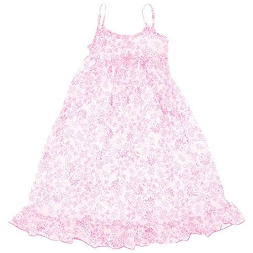 jc little whimisical flowers strappy