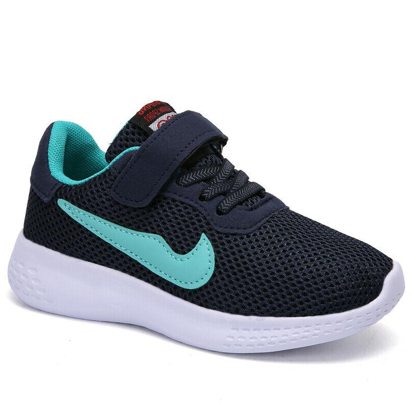 Kids Shoes Size 11 12 1 2 3 4 5 Girls Boys Running Shoes