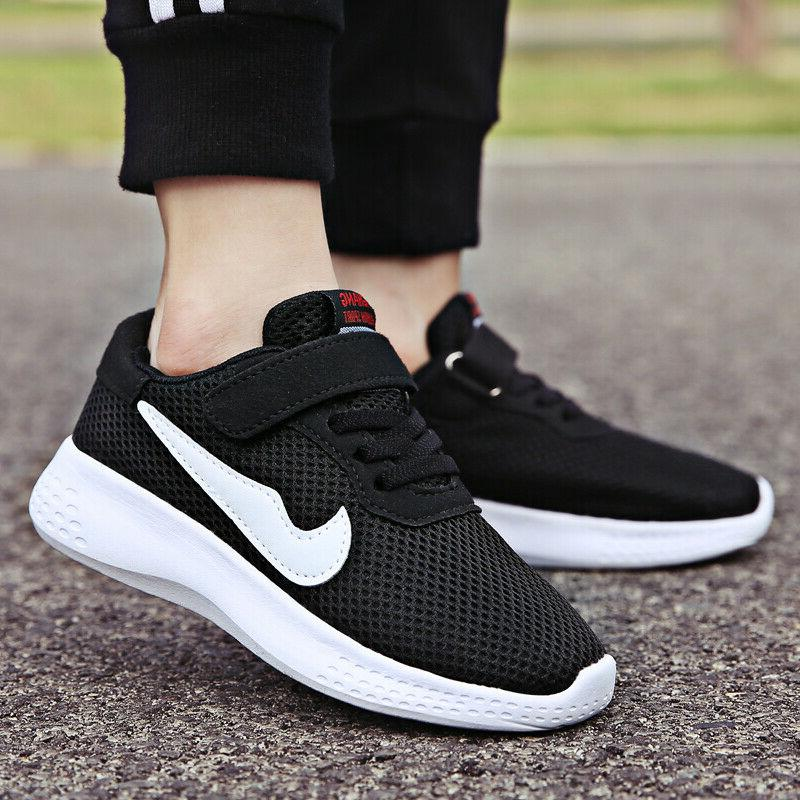 Kids Athletic Size 12 1 2 3 5 Running