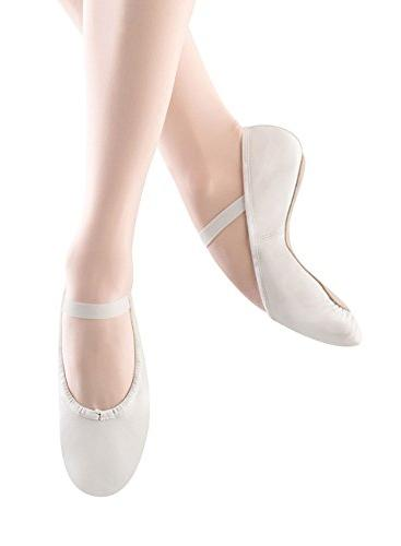 leather sole ballet slippers