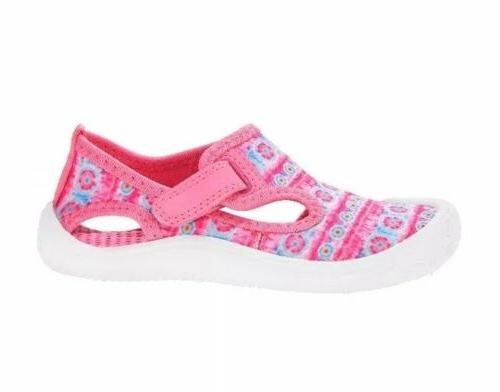 Athletic Works Little Bump Water Shoes Size Pink